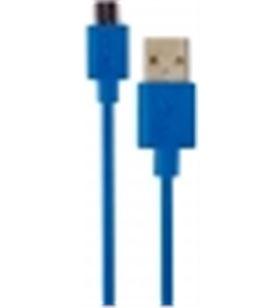 Sihogar.com conexion usb ''a''-micro usb azul marine 2m 30401240 - 30401240