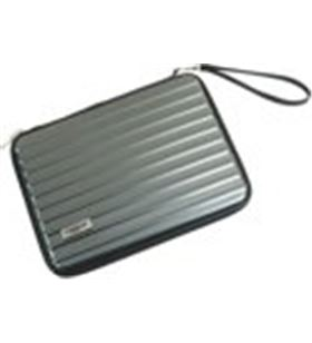 Funda tablet 10'' Princess traveller rigida antraci 402706 - 8718448009661