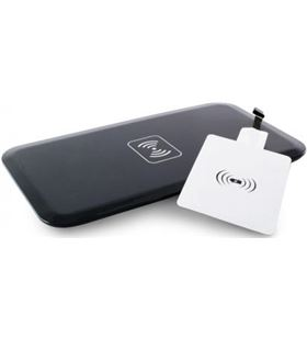 Sihogar.com pack cargador inalambrico qi 1a + receptor qi - micro usb conbxcipack - 8427542070391