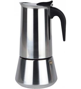 Orbegozo KFI660 cafetera inox 6 tazas, induccion orb - 8436044534195