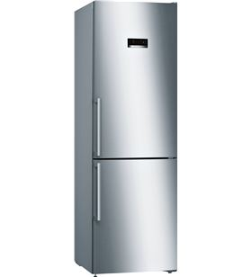 Combi nofrost Bosch KGN36XL3P acero mate 186cm a++