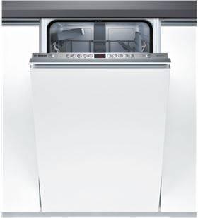 Lavavajillas integrable 45cm Bosch SPV45CX01E inox