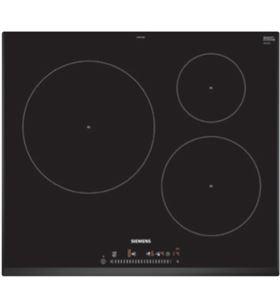 Siemens placa induccion EH651FJB2E 60cm negro