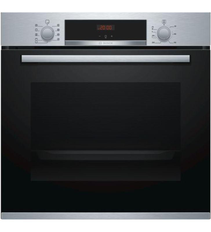 Bosch HBA512BR0 horno indep 60cm negro/inox 71l a Hornos eléctricos independientes - 4242005056477