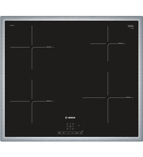 Placa eléctrica inducc Bosch PUE645BB1E 60cm 4zon