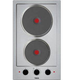 Placa modular electrica Teka efx3012pt inox 30cm 40214495 - 40214495