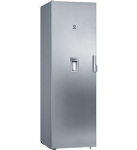 Frigorif 1 puerta Balay 3FCE642DE acero 186cm a++