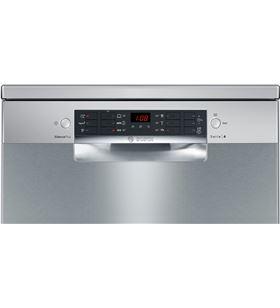 Bosch SMS46FI01E lavavajillas libre instalación puerta acero antihuellas - 4242005084579