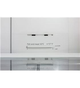 Balay frigorifico combi nofrost 3KR7897GI, cristal gris 203cm - 3KR7897GI