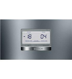 Bosch frigorifico combinado no frost a++ 186cm a++ KGN46AI3P - KGN46AI3P