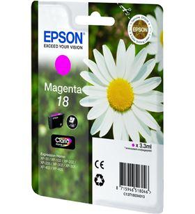 Cartucho tinta Epson C13T18034010 magenta (margar Fax digital cartuchos - C13T08924011