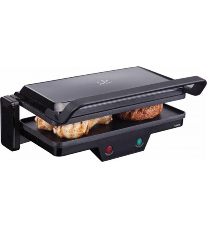 Grill Jata elec GR266 doble .3 en 1. 27x14cm Barbacoas, grills planchas - 12024100_2048