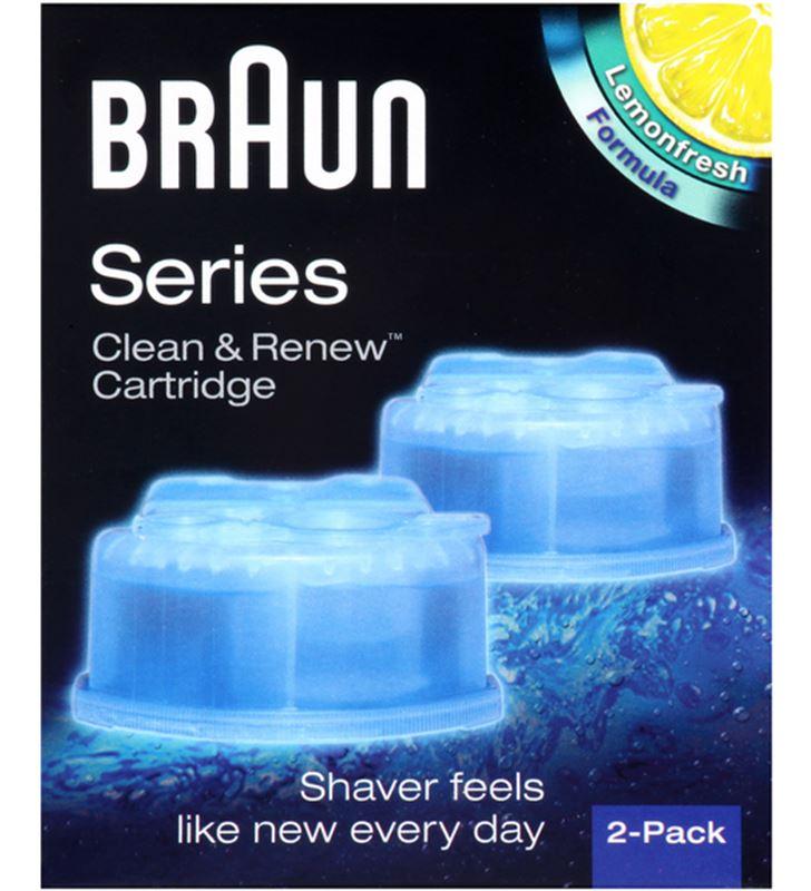 Liquido limpiador Braun CCR2, para afeitadoras barbero afeitadoras - 6837949_2825099270
