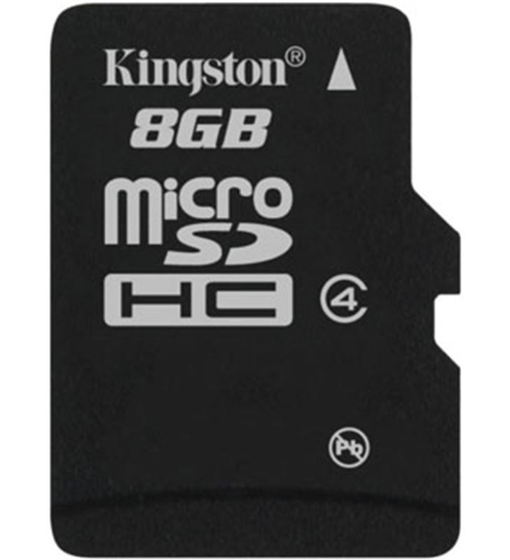 Kingston microsd 8gb - tarjeta de memoria flash mb KINMICROSD8GB_A - 1646390_3054