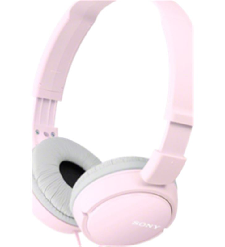 Auricular de aro rosa Sony mdrzx100pae, superligeros y MDRZX110PAE - 23188413-SONY-MDRZX110P.AE-23201