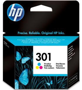 Cartucho tinta Hp nº 301 tricolor CH562EE Fax digital cartuchos - CH562EEABE