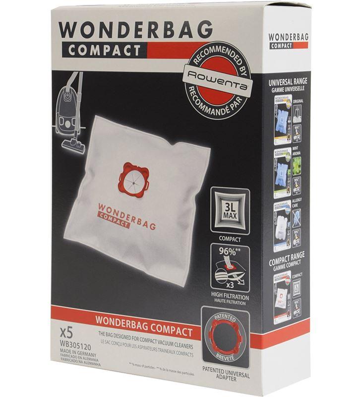 Bolsa aspirador universal Rowenta WB305120 wonder Accesorios y recambios de aspiradora - 7060519_9722