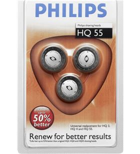 Conjunto cortante Philips pae, pack de 3 cabezales HQ5650 - IMG_1996622_HIGH_1482432218_9092_4886