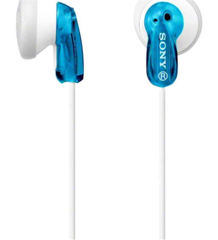 Auricular de boton Sony MDRE9LPLAE, exteriores cla - 8218792-SONY