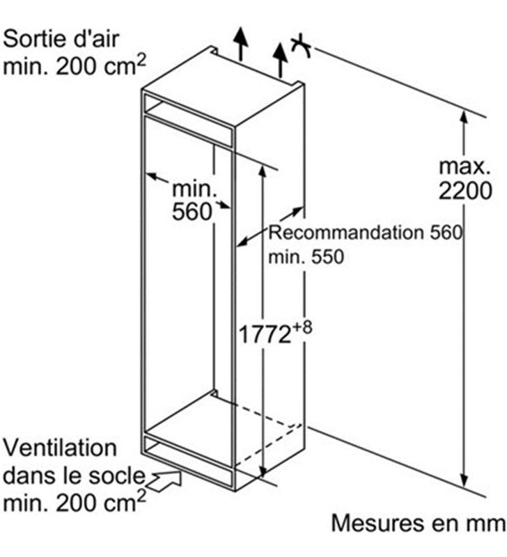 Bosch frigorifico 1 puerta KIR81AF30 Frigoríficos - 17903737_1967
