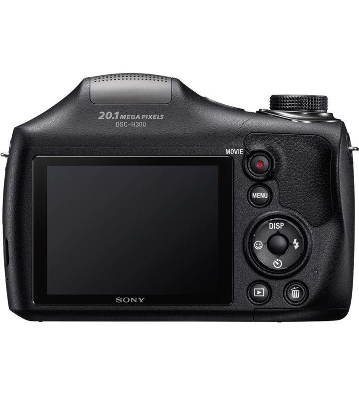 Sony camara foto digital DSCH300BCE3 22,3mm; 35x, Cámaras fotografía digitales - 19692707_9863003302