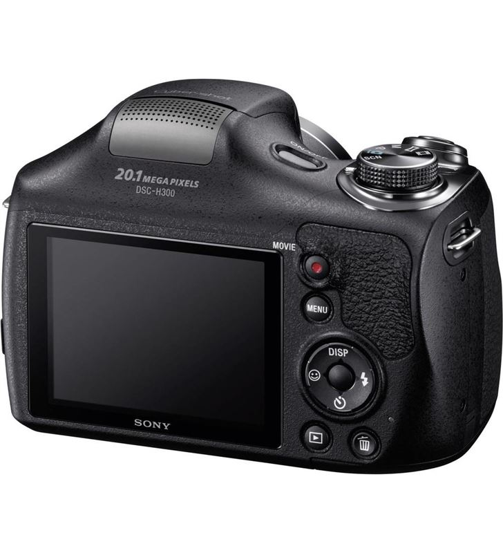 Sony camara foto digital DSCH300BCE3 22,3mm; 35x, Cámaras digitales - 19692707_0498640569