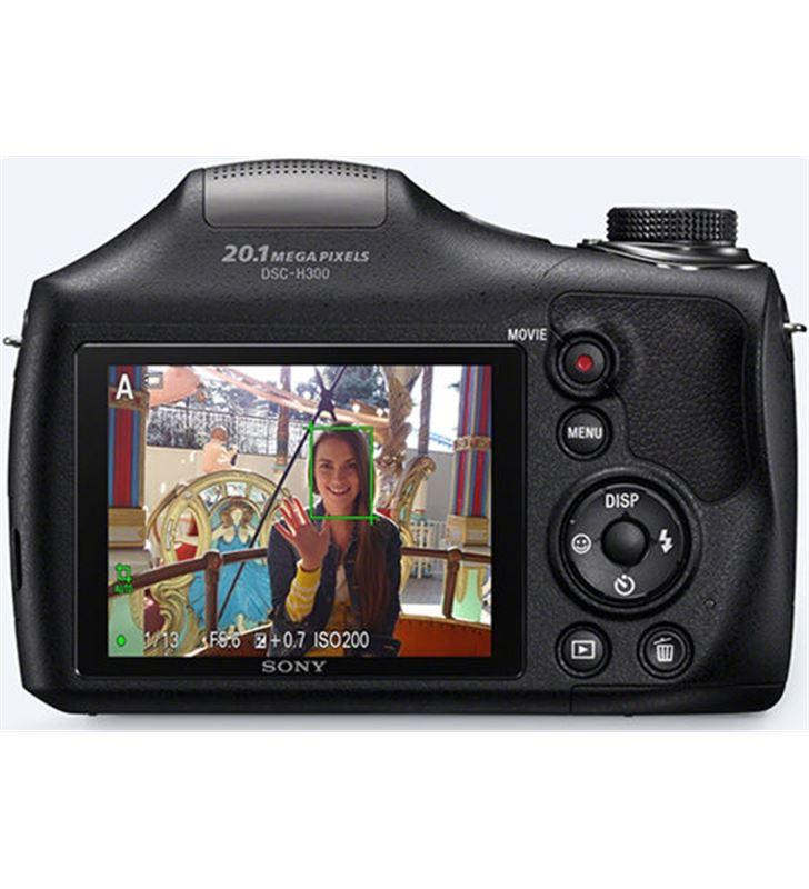 Sony camara foto digital DSCH300BCE3 22,3mm; 35x, Cámaras digitales - 19692707_1118153000