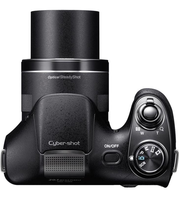 Sony camara foto digital DSCH300BCE3 22,3mm; 35x, Cámaras digitales - 19692707_1700665471
