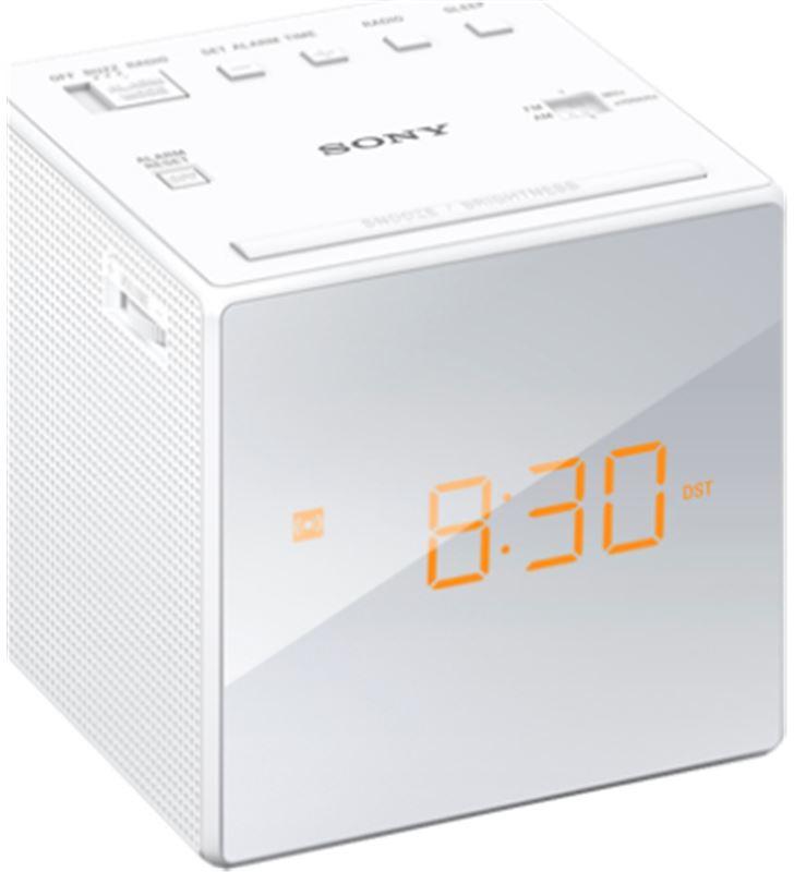 Radio reloj despertador Sony ICFC1WCED, Despertadores con radio - 21547193-SONY-ICFC1W.CEK-1041