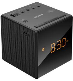 Radio reloj despertador Sony ICFC1BCED, Despertadores - ICFC1B