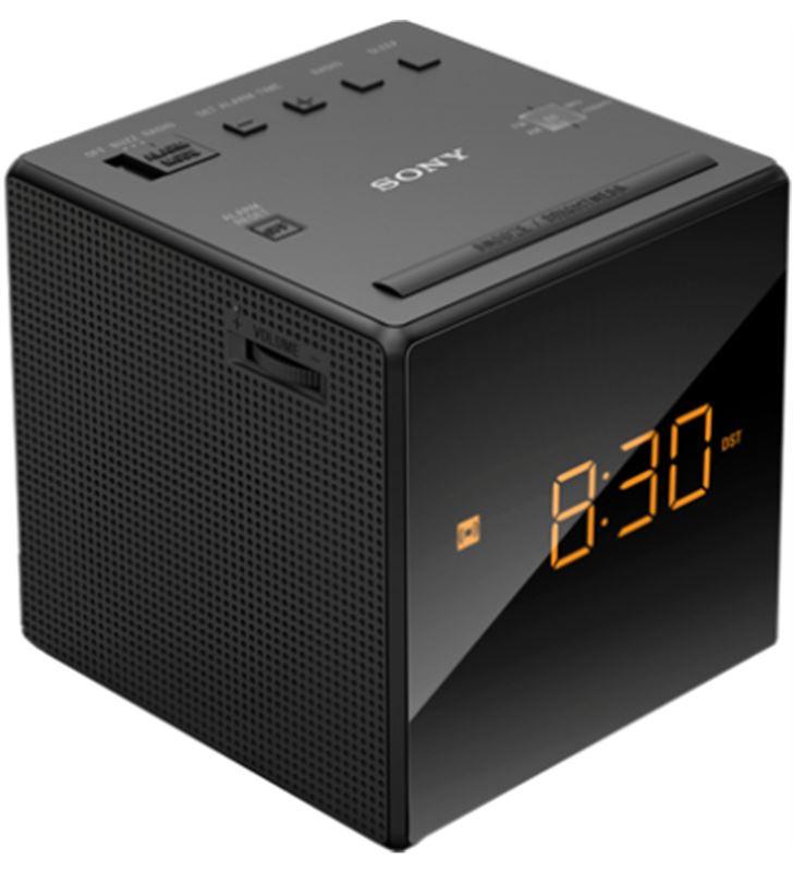 Radio reloj despertador Sony ICFC1BCED, Despertadores con radio - 21547194-SONY-ICFC1B.CEK-932