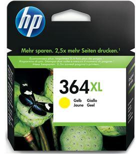 Cartucho tinta Hp nº 364xl amarillo CB325EE Fax digital cartuchos - CB325EE