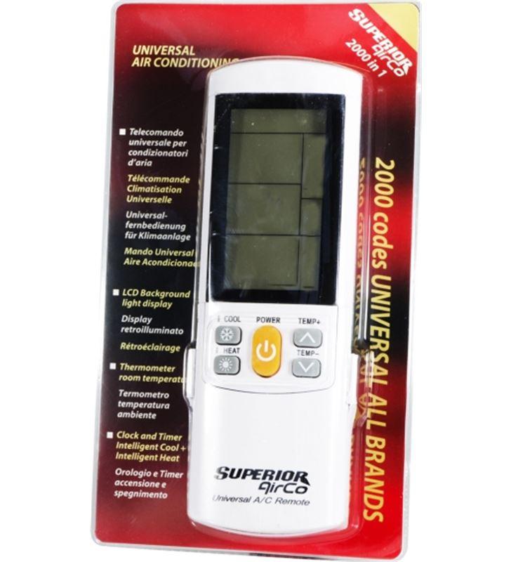 One mando universal aire 150100b, 2000 frecuencias.. - 35743757_9182246542