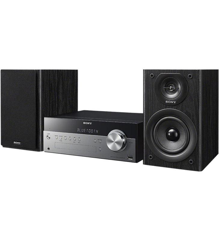 Sistema hifi SonyCMTSBT100CEL, con cd, usb, Minicadenas y microcadenas - 19294547-SONY-CMTSBT100.CEL-61002
