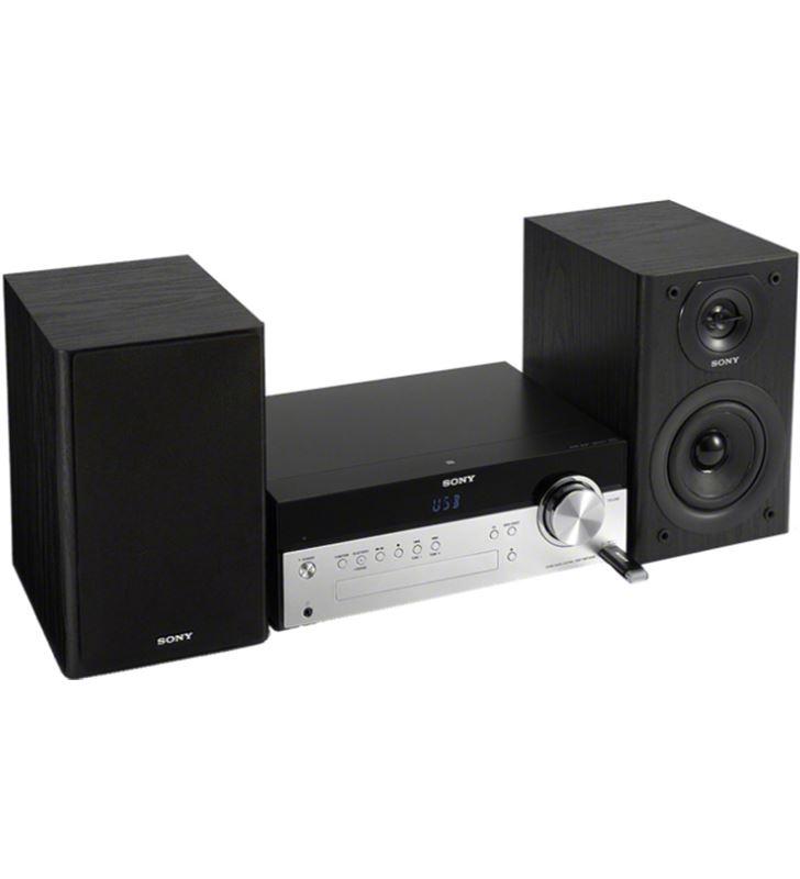 Sistema hifi SonyCMTSBT100CEL, con cd, usb, Minicadenas y microcadenas - 19294547-SONY-CMTSBT100.CEL-61004