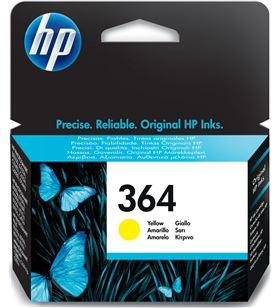 Cartucho tinta Hp nº 364 amarilla CB320EE Fax digital cartuchos - CB320EE