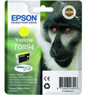 Cartucho tinta Epson c13t08944011 amarillo EPSC13T08944011 - C13T08944011