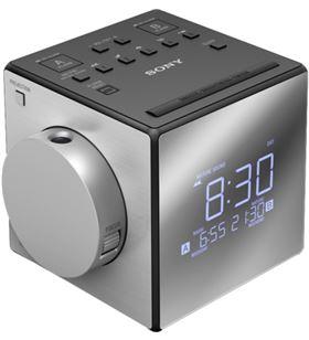 Sony ICFC1PJCED radio reloj despertador , proyector - ICFC1PJ