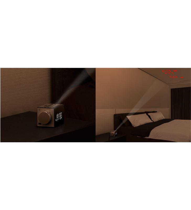 Sony radio reloj despertador ICFC1PJCED, proyector - 21547197_1257