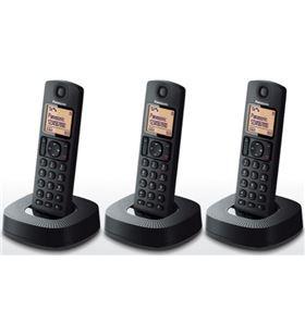 Panasonic KXTGC313SPB telefono inalambrico dect b Teléfonos inalambricos - 5025232765744