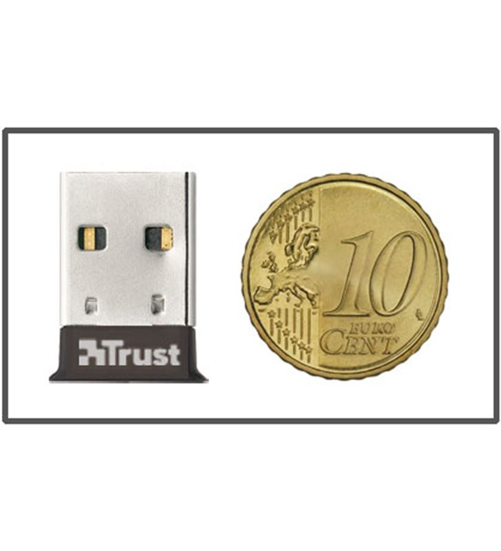 Trust adaptador 18187 usb 2.0 bluetooth 4.0. TRU18187 - 12349229-TRUST-500-18187-4