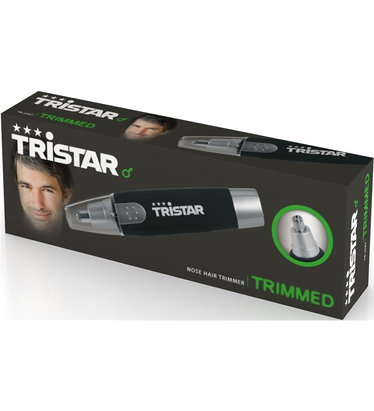Tristar cortapelos de nariz TR2587 Otros de cuidado personal - 4195507_1671