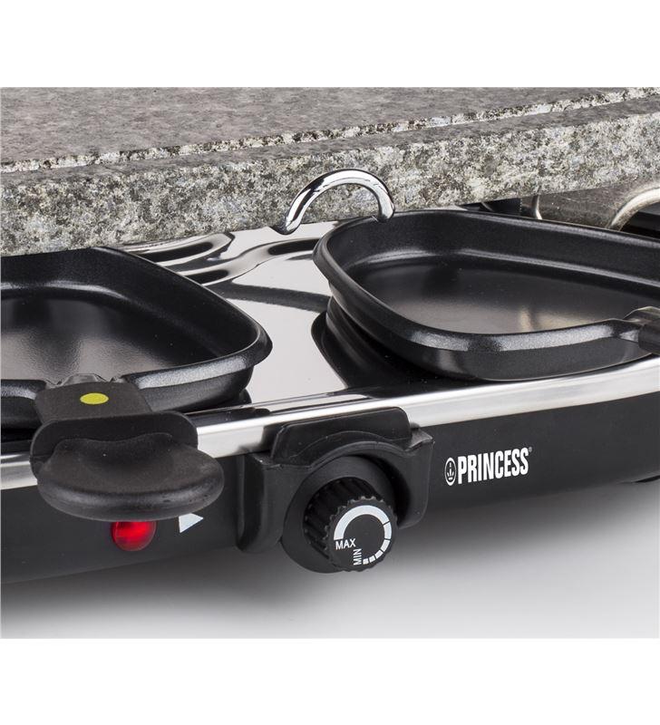 Family 8 stone & raclette set 1200 w Princess 1627 PS162720 - 24883384_6273481650