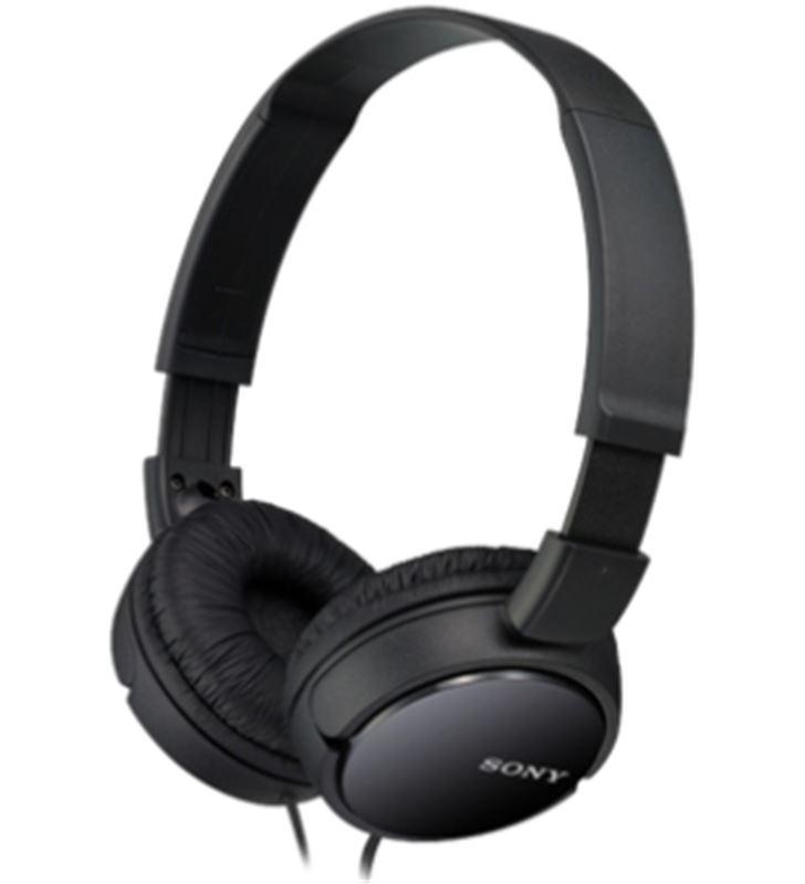Sony auriculares Sony mdr-zx110b negro diadema MDRZX110BAE - 23188404-SONY-MDRZX110B.AE-2151