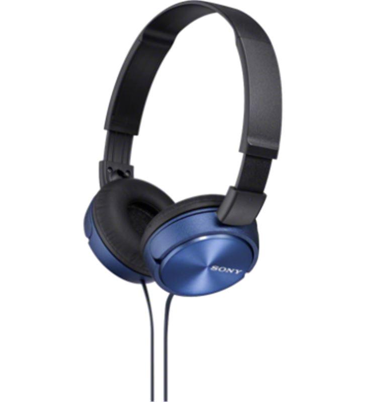 Auricular de aro Sony MDRZX310Lae, superligeros y Auriculares - 21611133-SONY-MDRZX310L.AE-11881