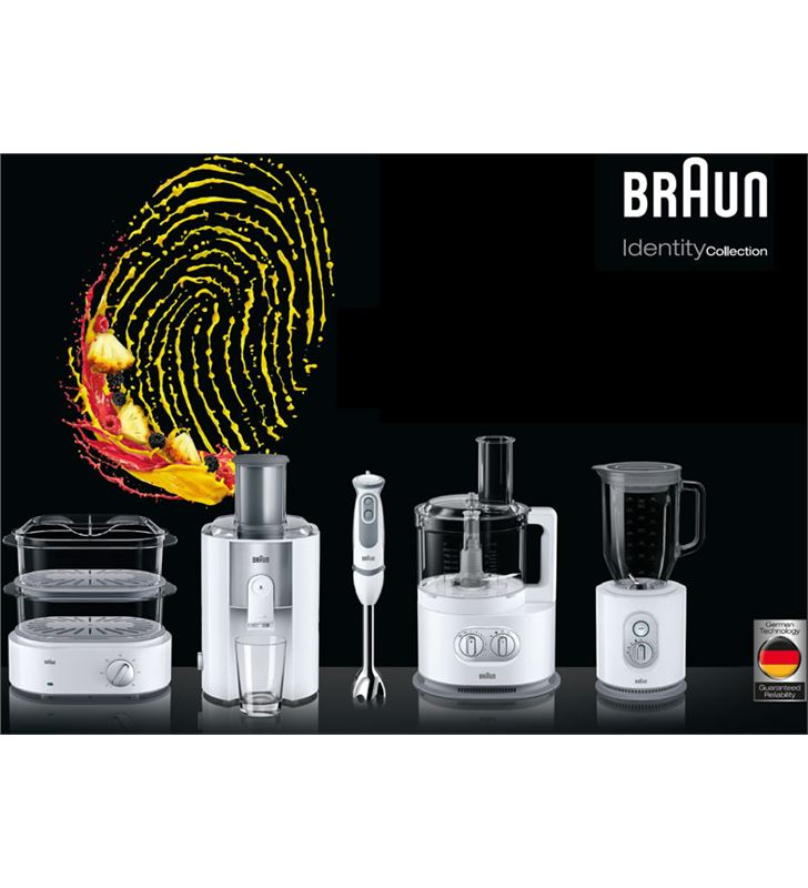 Batidora Braun home mq5007wh 750 w. 21 velocidade BRAMQ5007WH - 23116298_1225017274