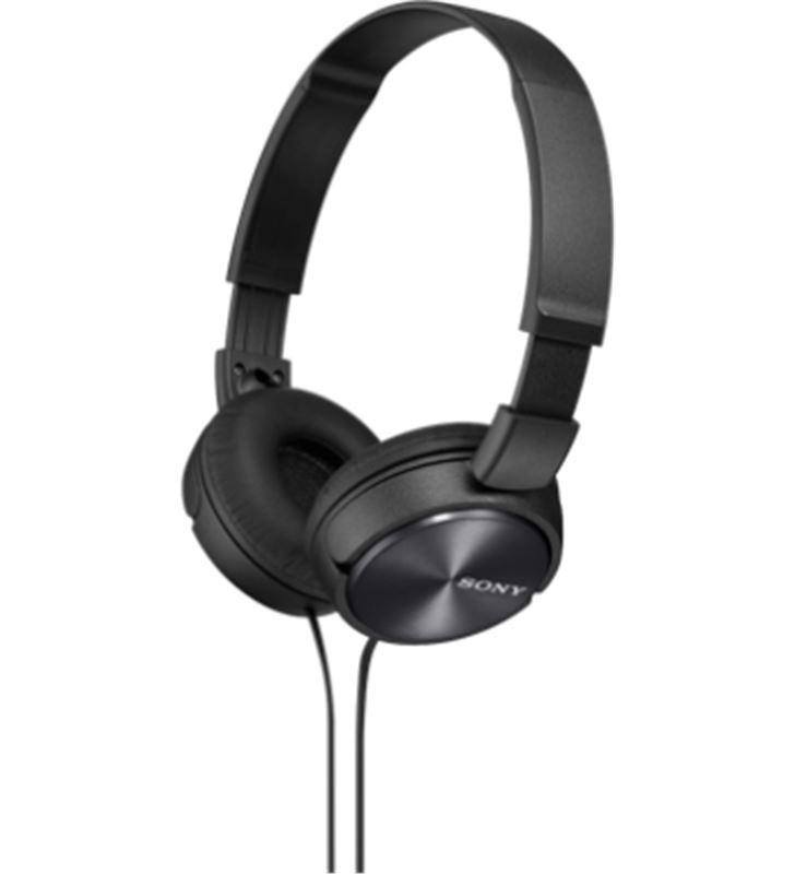Auricular de aro Sony MDRZX310BAE, superligeros y Auriculares - 21611165-SONY-MDRZX310B.AE-6831