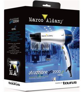Taurus 900763 secador atrazzione pro 2200 ionic Secadores - TAUATTRAPRO2200IONIC