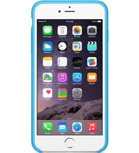 Funda Apple iphone 6 plus case silicona azul MGRH2ZM/A - 0888462016520