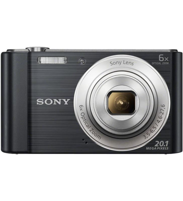 Sony DSCW810BCE3 cámara Cámaras fotografía digitales - 21081460-SONY-DSCW810B.CEH-16321